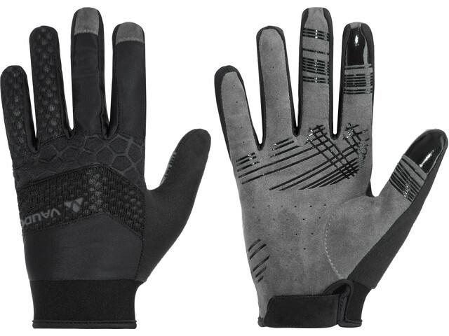 VAUDE Cardo II Handschoenen Heren, black